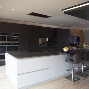 Troy House Kitchen