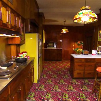 Elvis Graceland Kitchen