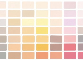 colour shades chart